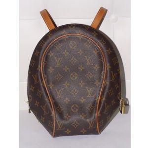 Louis Vuitton Vintage Monogram Canvas Ellipse Bag